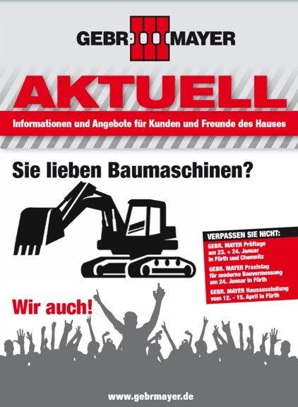 Titelblatt Aktuell 2018 I Homepage
