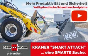 KRAMER Smart Attach GEBR. MAYER